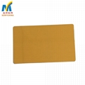 0.32mm Thick Sublimation Aluminum  Business Card