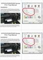 inkjet printable PVC white card