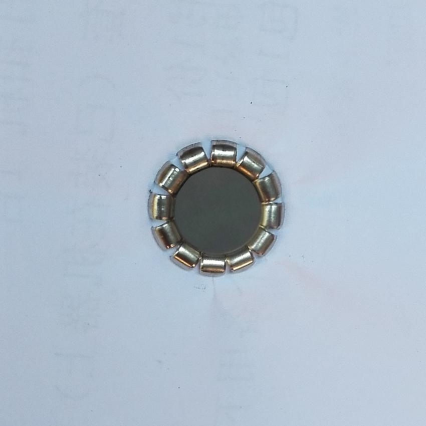 10mm单环半自动篷布打扣机 5