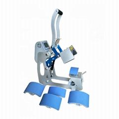 Digital 5 In 1 Cap Heat Press Machine