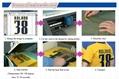 Auto 48'' Sticker Contour Cutting Plotter With Stepper Motor