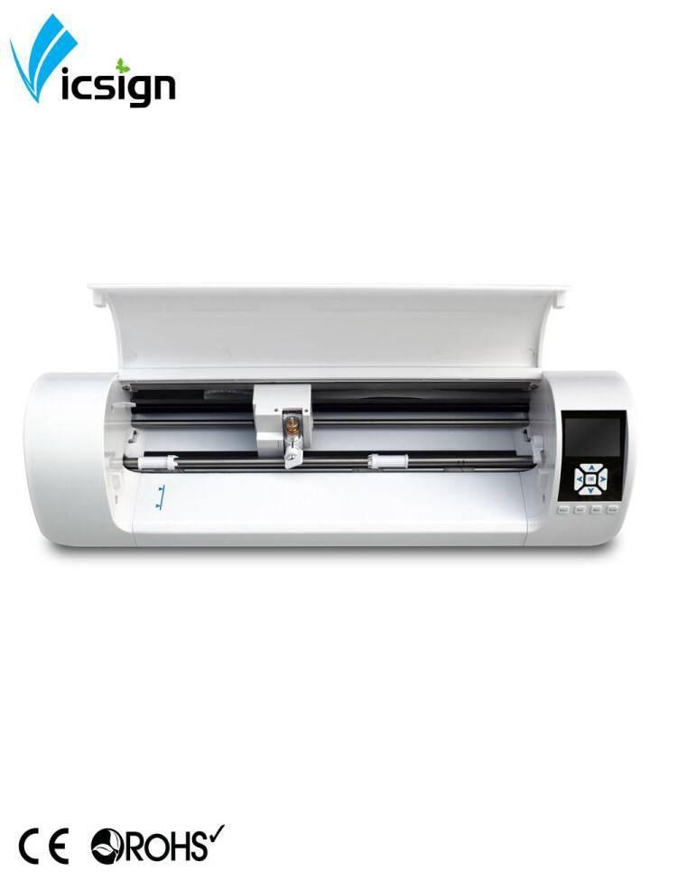 Q3台式自动轮廓刻字机贴纸切割机 2