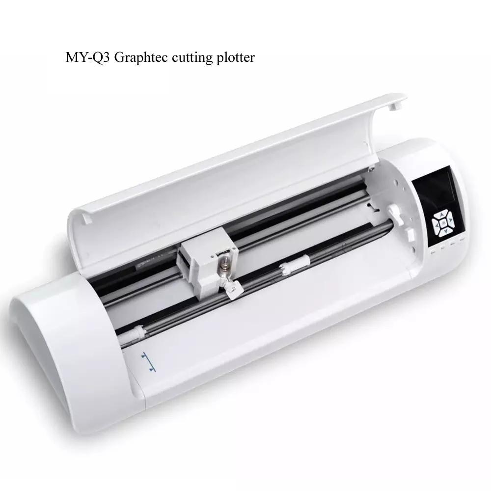 Q3台式自动轮廓刻字机贴纸切割机 3