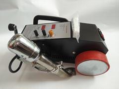 LC3000A自动无缝横幅拼接机PVC接缝机