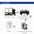 High Efficiency 5 In 1 Hat Heat Press Machines Combo