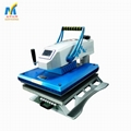 Shaking Head T-shirt Plane Heat Press Machine 40*50cm