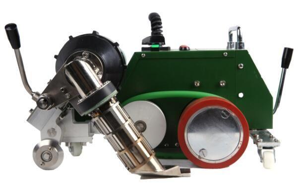 自动2600W防水篷布热融拼接机 2