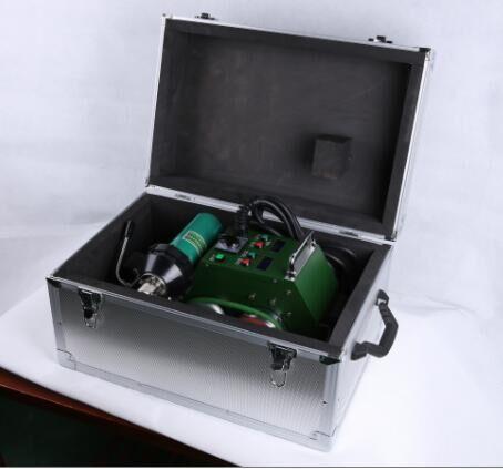自动2600W防水篷布热融拼接机 8