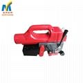 自動800W工業瀝青膜土工膜熱風無縫拼接機 3
