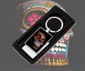 Wholesale SublImation Aluminum Key Chain With Black Box