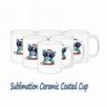 Export Class A 11OZ Sublimation Ceramic