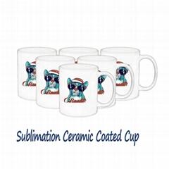 Export Class A 11OZ Sublimation Ceramic Mugs