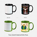 A Grade Export Full Color Sublimation Mugs