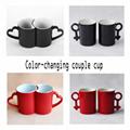 11OZ Sublimation Color Changing Couple