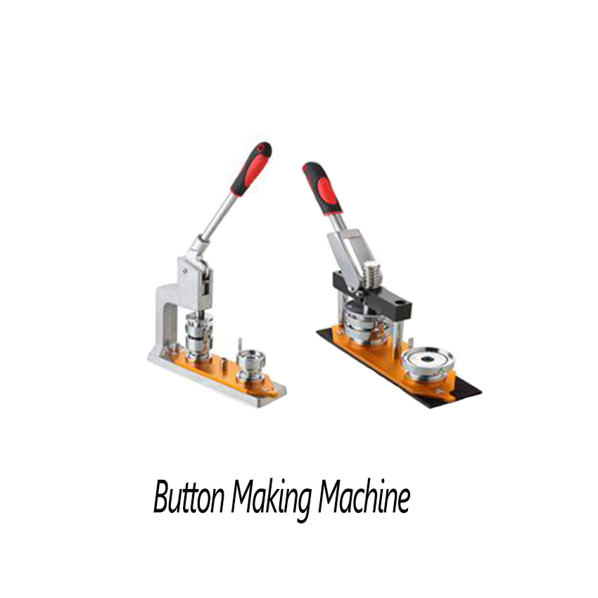 High quality manual button making machines