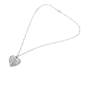 Blank Metal Jewelry Heat Transfer Zinc alloy Pendant For Sublimation