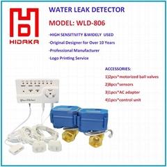 Home Security Water Leak Detector