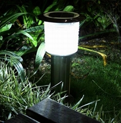 High Lumen Solar Garden Lamp