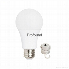 Rechargeable Led emergency lighting bulb B22 B26 B27  9W  bulb with CE Rohs