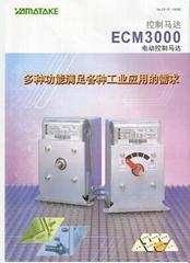 ECM3000G9100 ECM3000G910C日本山武電動執行器