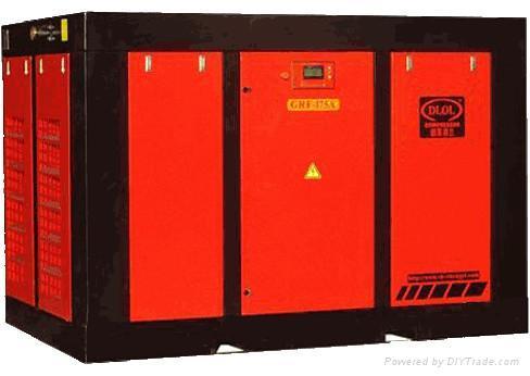 西安螺杆空氣壓縮機GRF-50A 3