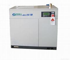 西安靜音空壓機OX-1.1渦旋壓縮機