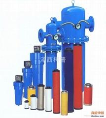 西安過濾器CTA-2.5精密過濾器