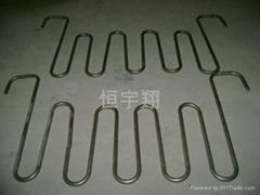 蛇形钛发热管