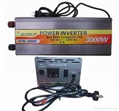 3000W power inverter wit