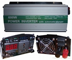 Power inverter 600W UPS