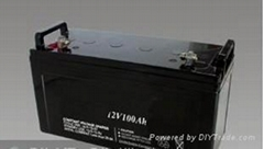 battery 100A High Quality Sealed Lead Acid Battery