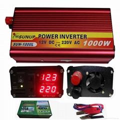 Digital Display power inverter 1000W