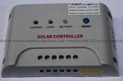MPPT solar controller 20A
