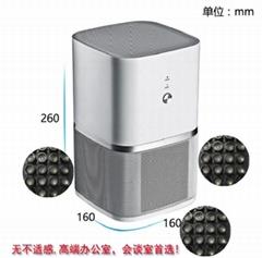 YX-007-NK 空氣淨化器型無聲錄音屏蔽器 隱蔽式