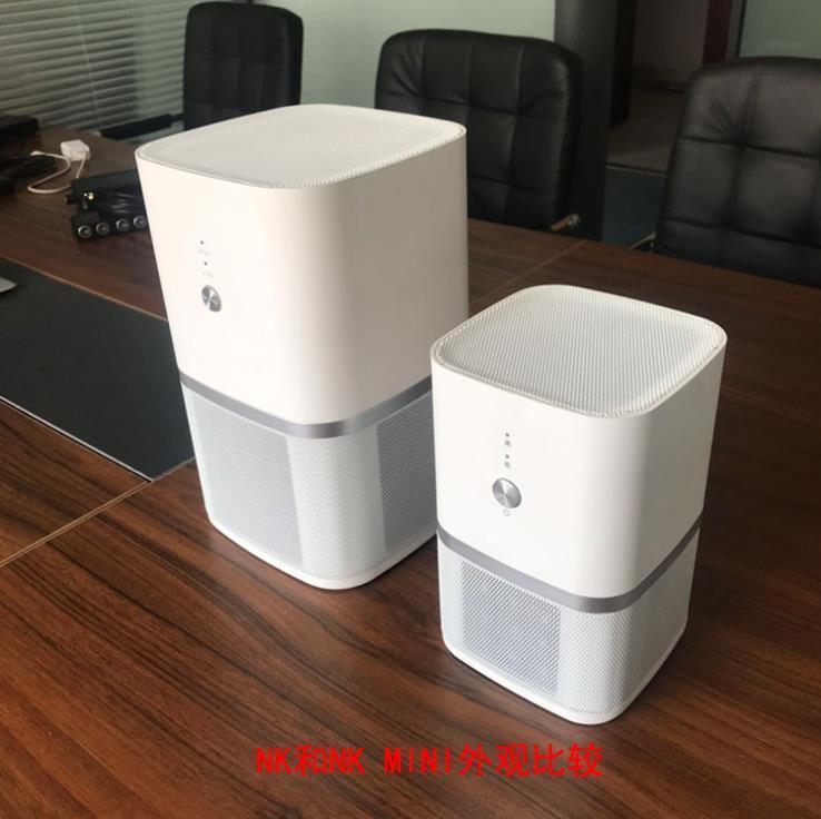 英訊YX-007-NK mini 空氣淨化器型錄音屏蔽器 廠商直銷 2
