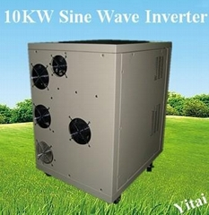 10KW DC to AC inverter for Solar panels and Wind turbines