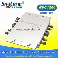 solar waterproof  Micro on grid power