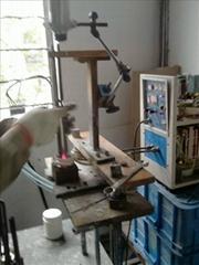 高频焊接测温仪