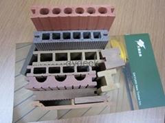 塑木(木塑)型材材料