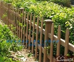 塑木(木塑)柵欄籬笆