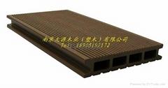 防腐木塑地板