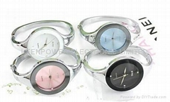 Eyki watch silver Charm