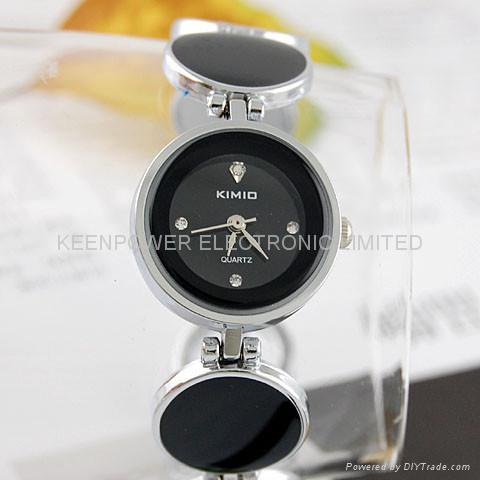 EYKI艾奇时尚手表 2812 钢表带手链表女表 1