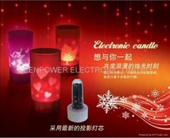 ELECTRONIC CANDLE LIGHT