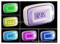 Voice Control Colorful Clock