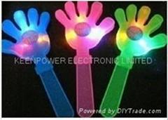 glow handclaps