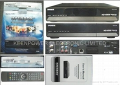 OPENBOX S9 HD PVR TV receiver