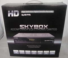 Skybox HD receiver