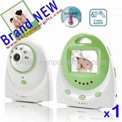 2.4GHz wireless Baby mon