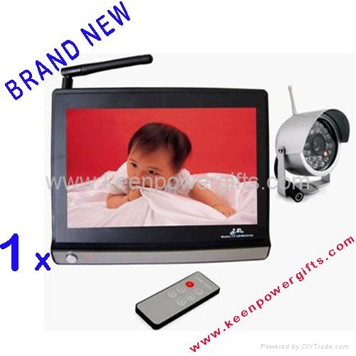 audio and video baby monitor 2
